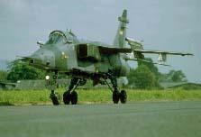 Avión supersónico de Combate: SEPECAT JAGUAR ecuatoriano