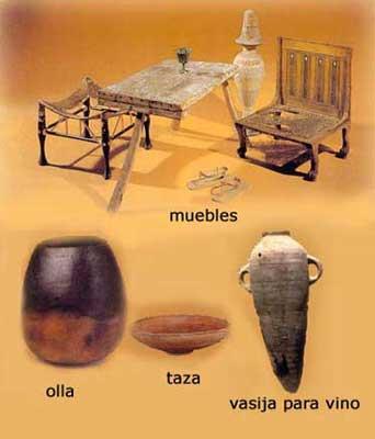 La cocina for Nombres de muebles antiguos