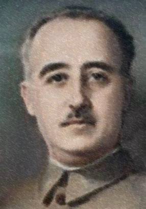 ESPAÑA, LA IGLESIA CATÓLICA Y LA GUERRA CIVIL  Franco