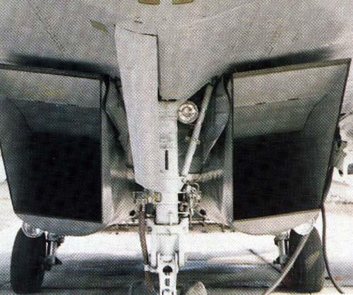Las tomas de aire se cierran durante el despegue en pistas no pavimentadas