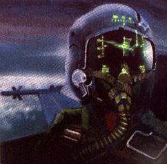 sistema de adquisición del objetivo en el casco del piloto