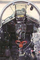 Foto: Cockpit de Mig-29M FAP