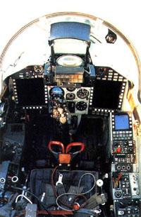 Foto número 1: Cockpit Mig-29 SMT. Fuerza  Aérea del Perú.