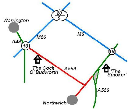 Great Budworth - Wikipedia