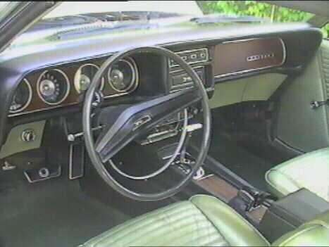 1969 tribute to the classic mercury cougar for 1969 mercury cougar interior parts