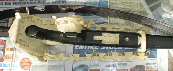 how to build a silencer for a 17 hmr