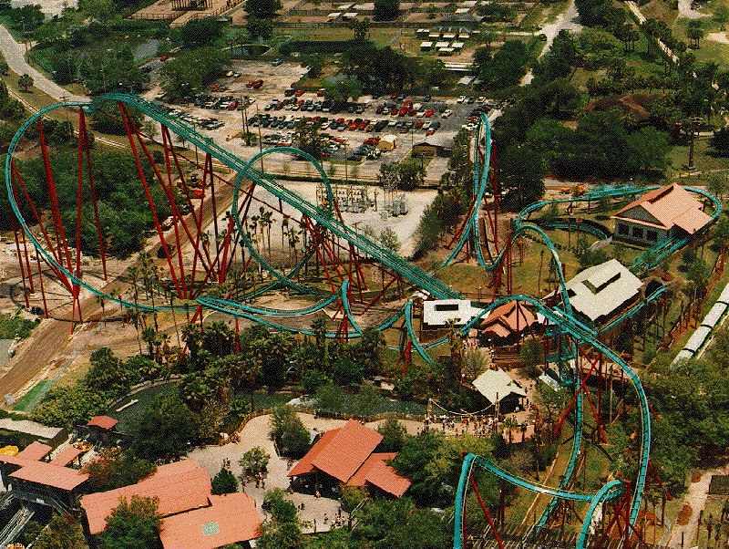 The Greatest Roller Coasters I Ve Riddden