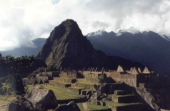 [Machu Picchu]