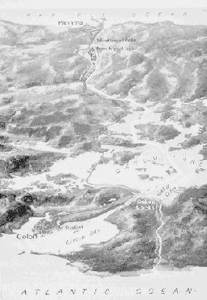 [Panama-Kanal]