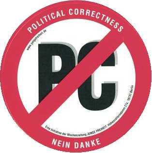 [Political Correctness]