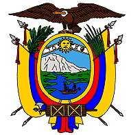 [Wappen Ecuador]
