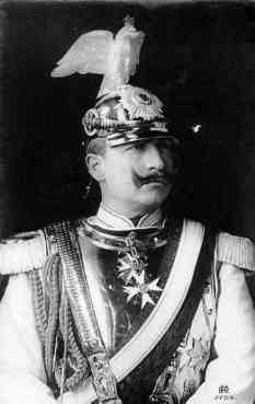 [Kaiser Wilhelm II, Namensgeber des heutigen Nordostsee-Kanals]