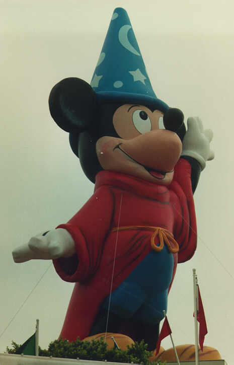 Mickey S 60th Disneyland Hometown U S A