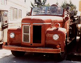 1953 Ahrens Fox Model Ec 9160