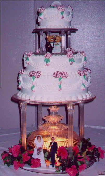 Pin Ghetto Wedding Cakes Cake On Pinterest