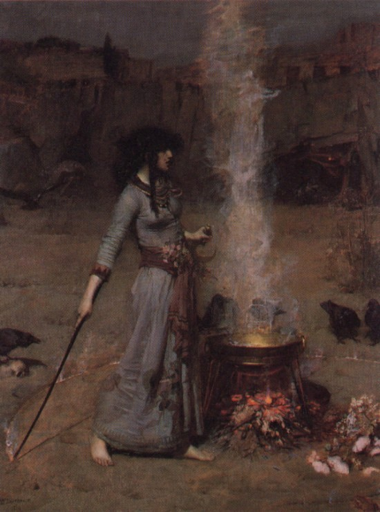 Famous Witch Killing Paintings