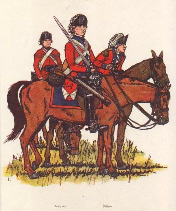 Red coat (military uniform)