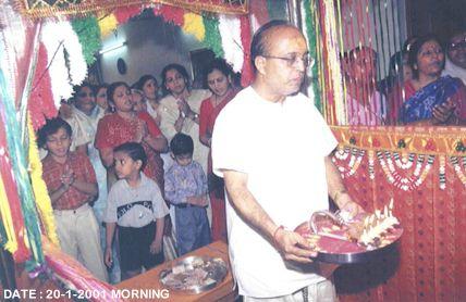 Navratri Celebration Invitation was luxury invitations design