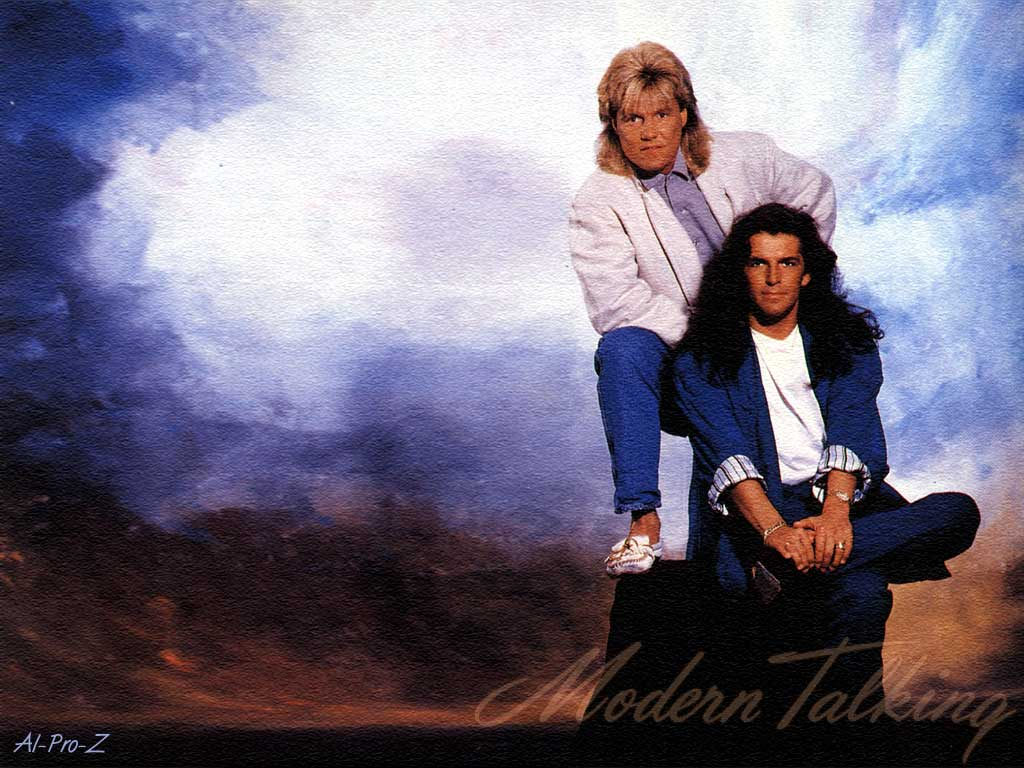 """Modern Talking Chile2001 """"Wallpapers"""""""