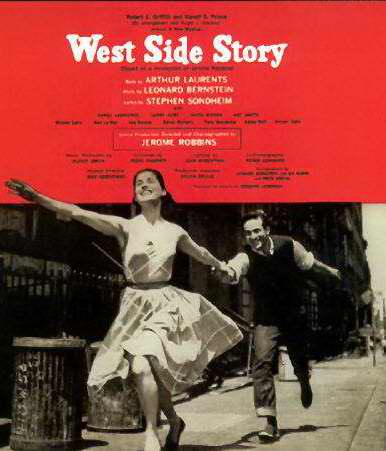 a report on west side story by arthur laurents Book by arthur laurents  fighting street clubs: reports from the time •  16  photo: the cast of west side story (t charles erickson.