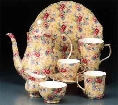 The Stage Stop Online Chintz Royal Winton Chintz