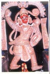 ஶ்ரீ காலி ஆஞ்சநேய ஸ்வாமி, மைசூர் ரோடு, பெங்களூரு