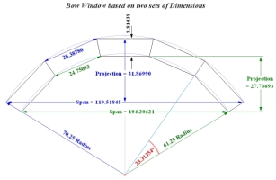 Purlin/Square Tail Fascia Intercept Main Roof · Jack Rafters Intersect  Layover Valley Calculator