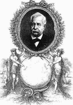 [Ferdinand de Lesseps, Vater des Suez- und des Panamá-Kanals]
