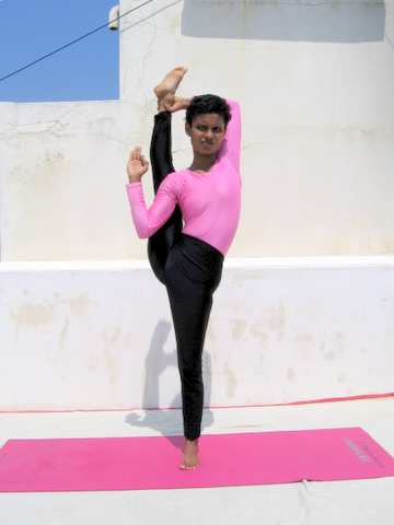 standing poses  yoga poses